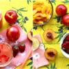 Super Smoothies :: Peach + Strawberry Smoothie