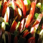 Roasted Vegetables with Fresh Seasoning
