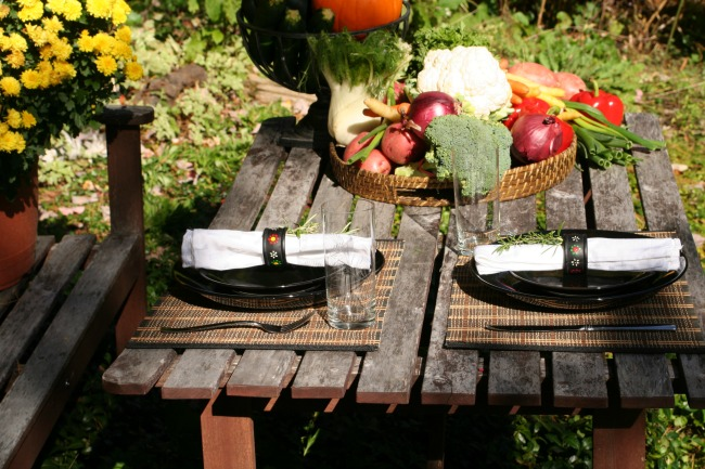 Fall Tablesetting www.bestofthislife.com