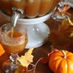 Fall Parties & A Ginger Apple Cider Punch
