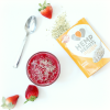 Red Smoothie Bowl and #HempHearts Giveaway