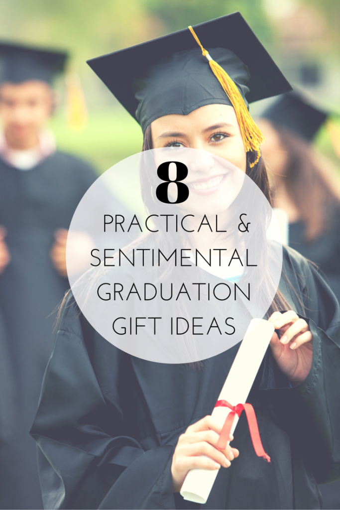 8 practical and sentimental graduation gift ideas