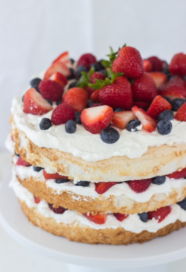 Angel food cake with coconut whipped cream and berries 1 600x875 angel food cake with coconut whipped cream and berries 1 600x875 the best of this life forumfinder Images