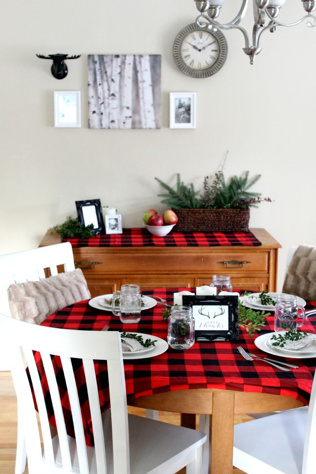 Redecorating Living Room: Redecorate Your Dining Room For Fall On A Budget