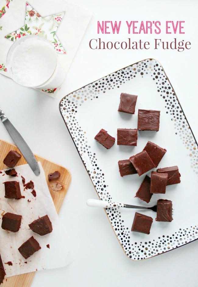 The Best Chocolate Fudge