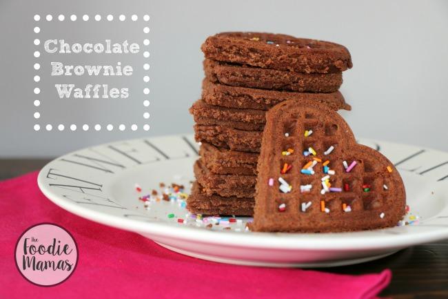 Chocolate Brownie Waffles 650 x 433