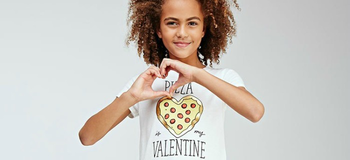 Sweet Valentine's Day Outfit Ideas For Kids