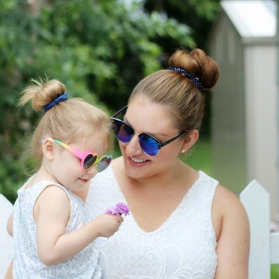 Mommy and me buns