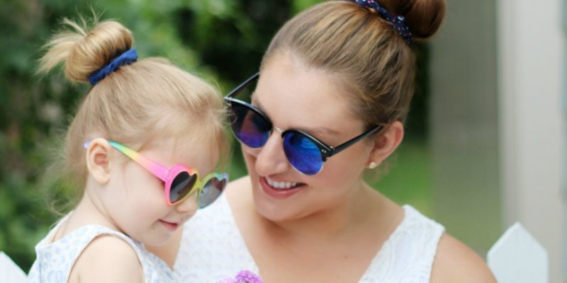 Mommy & Me Ouchless Summer Hairstyles & A $200 Goody Giveaway!
