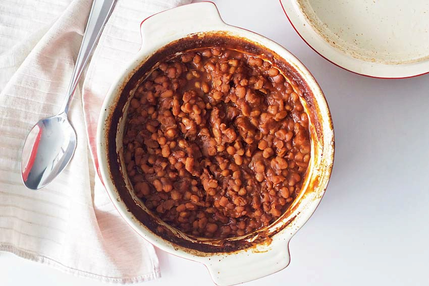 Grandma's Old Fashioned Baked Beans - The Best of this Life