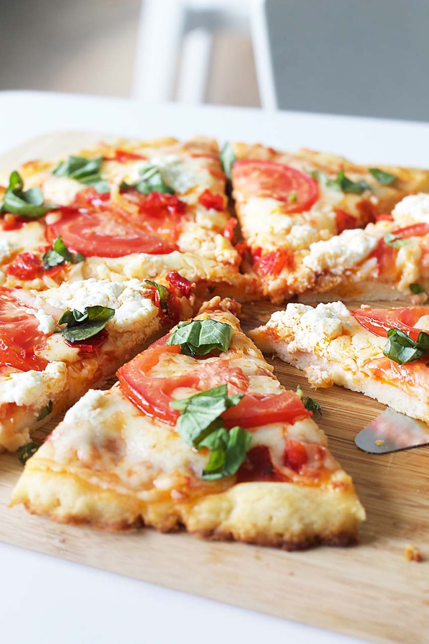Bored in the Kitchen? Spice It Up with a Hot Margherita Pizza