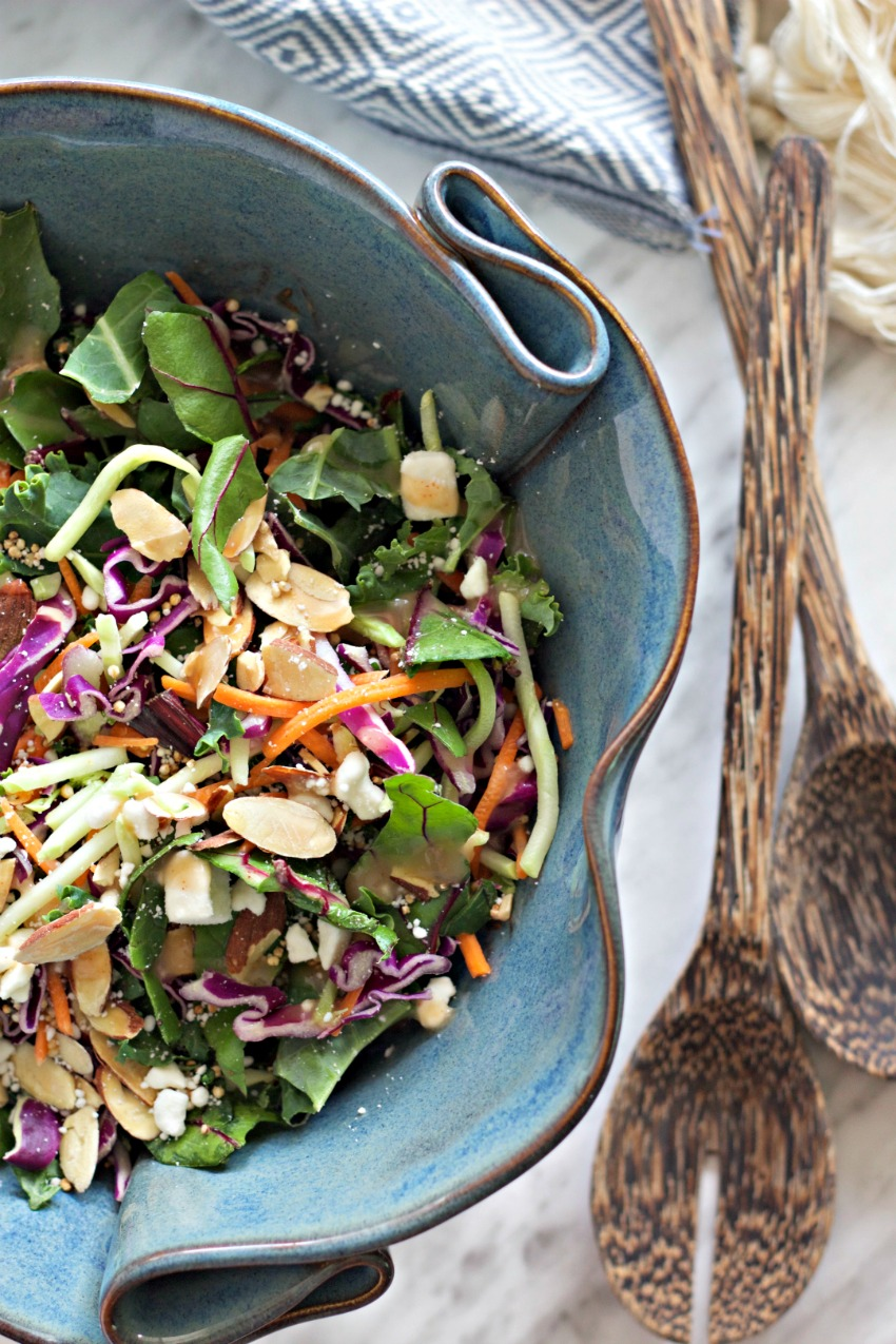 "Achieve Your ""Healthy and Easy"" Salad Goals with Eat Smart"