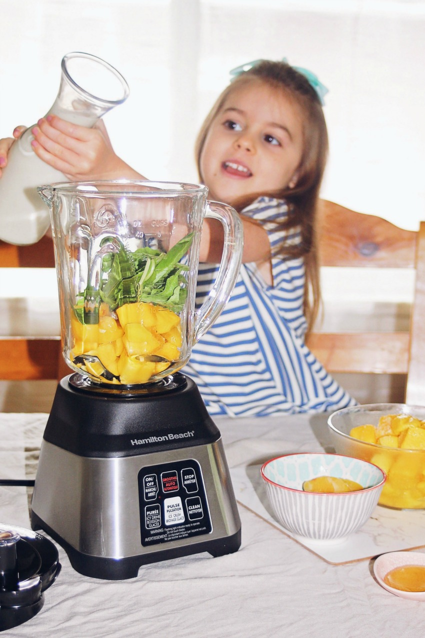 5 Back to School Smoothies for Kids On The Go