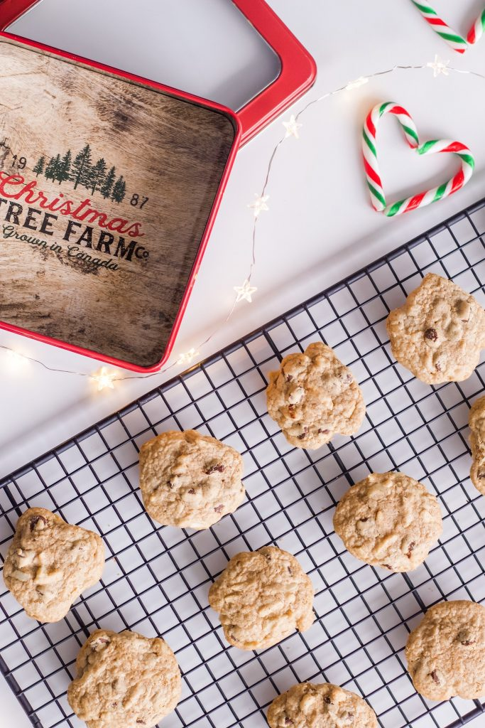 Gluten-Free Almond Chocolate Chip Cookies