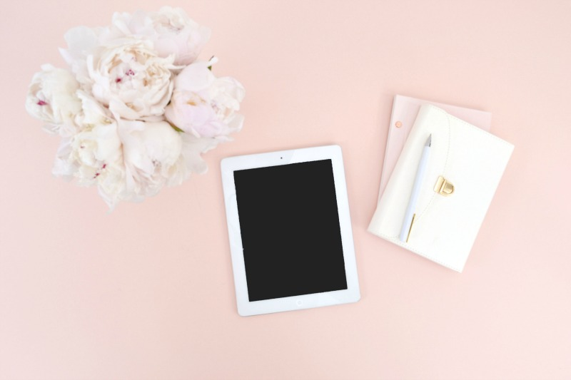 tablet flatly
